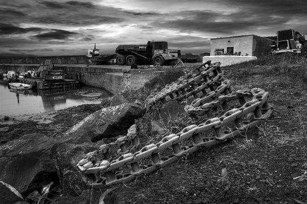 Port of Industry by mrjboyle