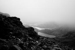 View down Pyg trail