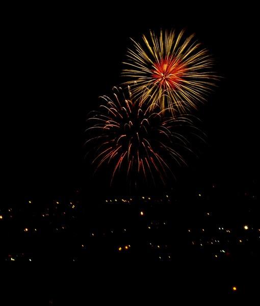 Fireworks, Guy Fawkes by WalidD300
