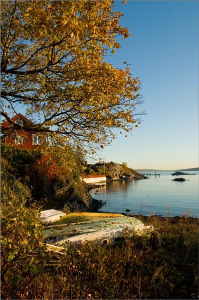 autumnal hideaway by koka