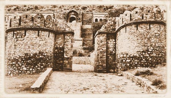 the haunted fort by jairathore
