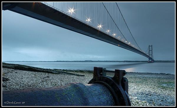 The Humber Bridge by OMG