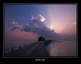 Maldives Pier