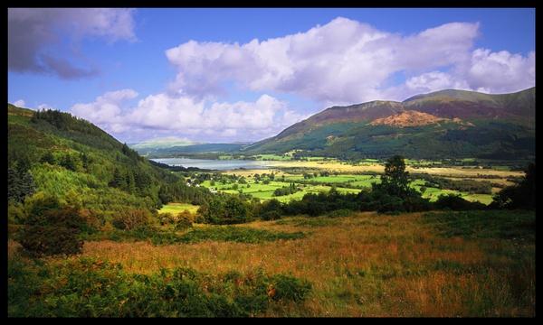 Lake District landscape by marathonman