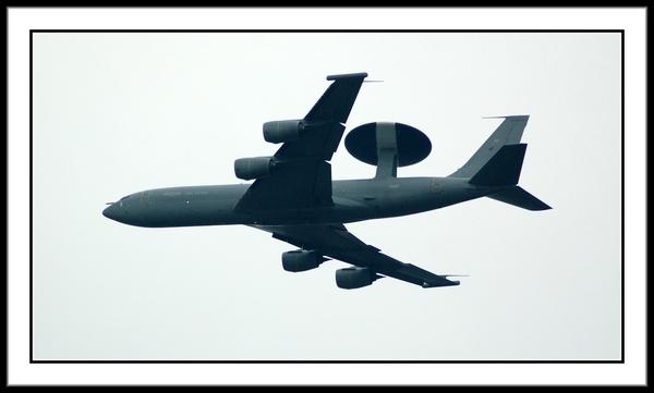 AWACS by Bazman