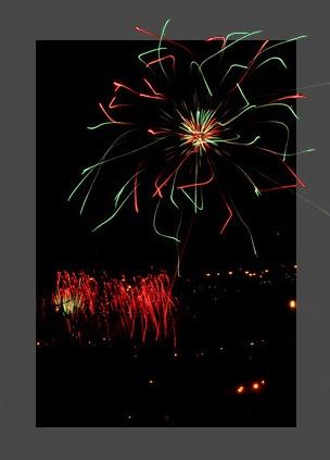 Fireworks by WalidD300