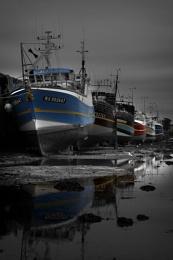 Roscoff Fishing Fleet