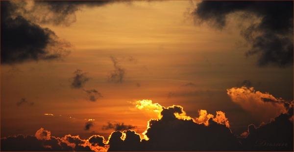 Sky Fire by Dusan