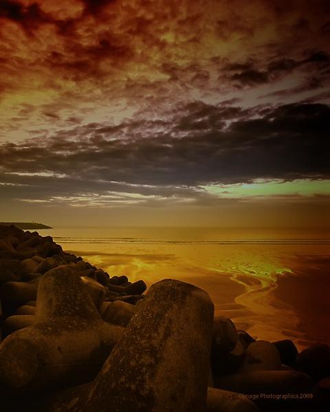 NOVEMBER SUNSET by Imagephotographics