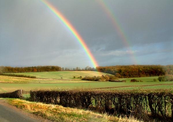 Rainbows End by GordonLack