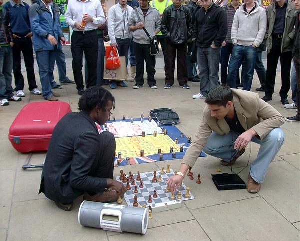Street Chess by ChrisBilton