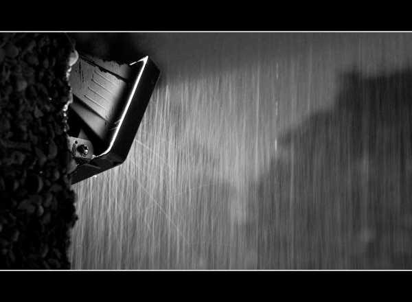 light rain by philzee