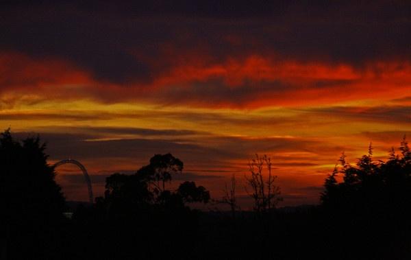Sunset by David4583