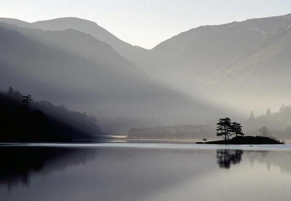 Ullswater Dawn by Gmurr