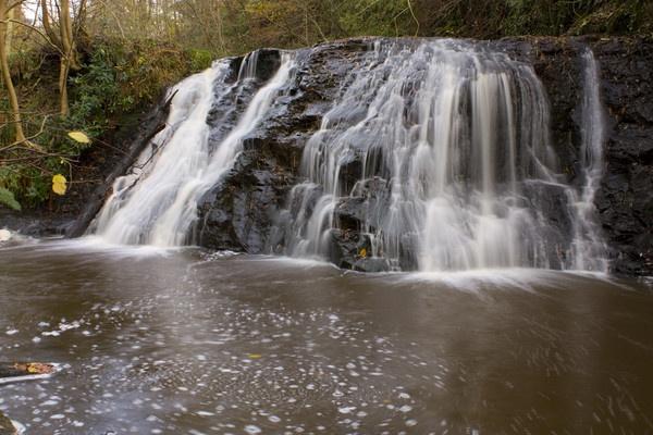 Kildale Waterfall 01 by IanBurton