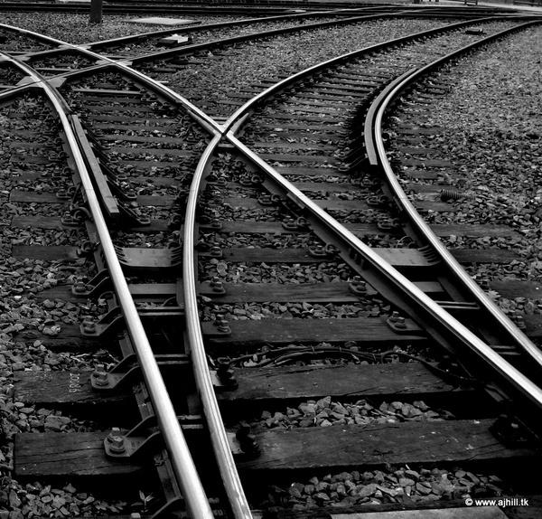 Tram Tracks by block119er