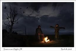 Scarecrow's Night Off