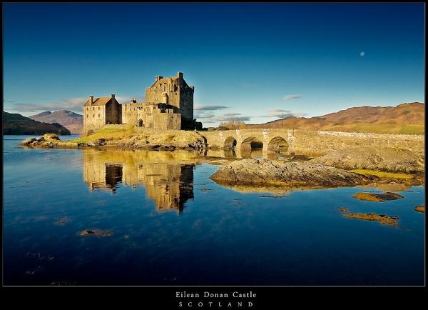 Eilean Donan Castle-SCOTLAND by ovi