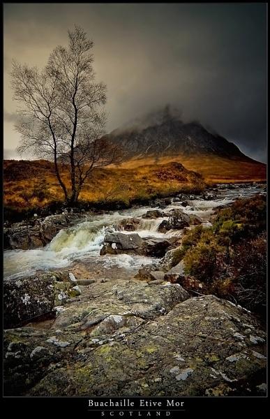 Buachaille Etive Mor-SCOTLAND by ovi