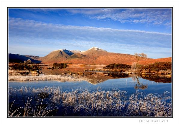 The Sun Arrived... by Scottishlandscapes