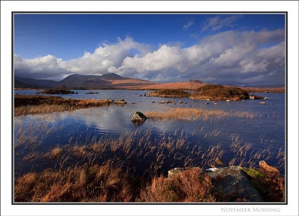 November Morning... by Scottishlandscapes
