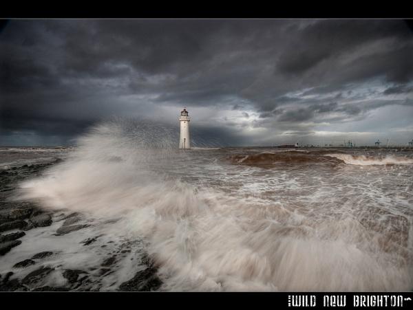 Wild New Brighton by angej