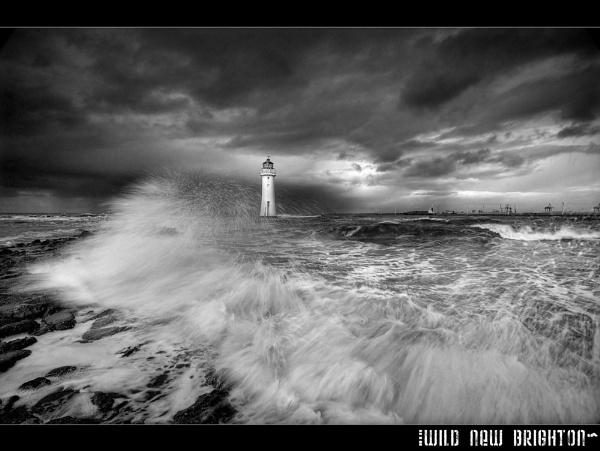 Wild New Brighton 2 by angej