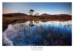 Loch Awe Ice