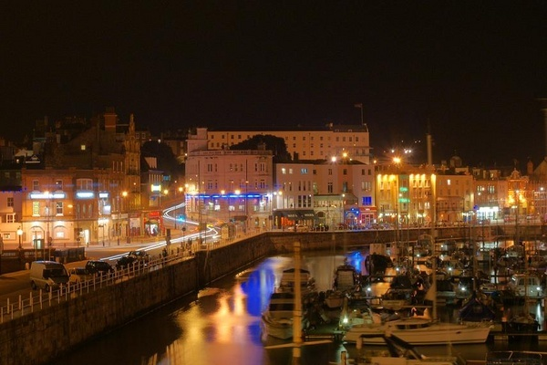 Harbour Lights, Ramsgate by SexyDan