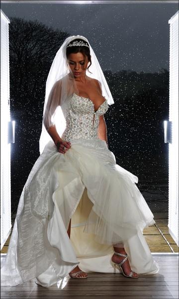 Winter Bride by dathersmith