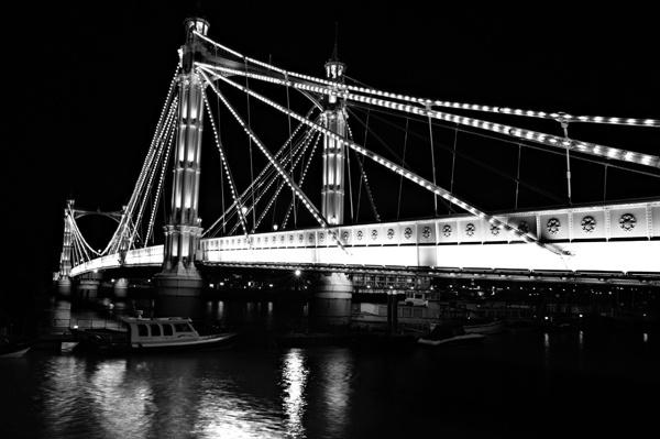 Albert Bridge by nickthompson