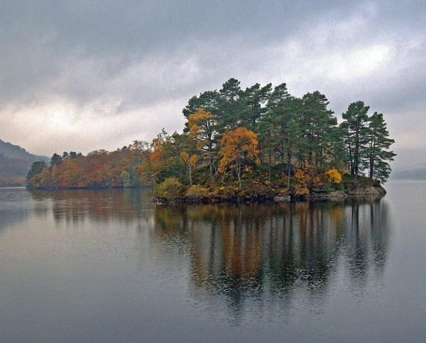Loch Katrine by colmar