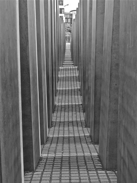 Berlin Holocaust Memorial by maxmelvin19