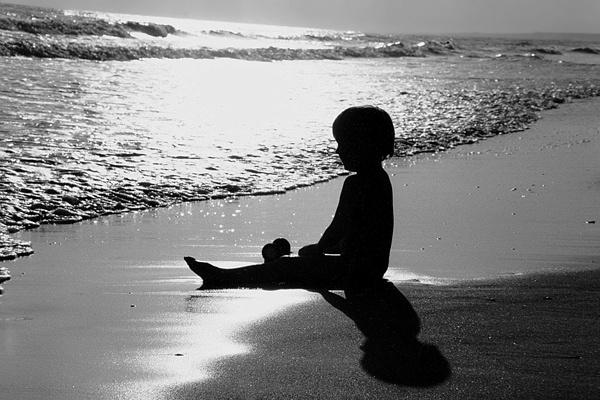 Sunset Beach by dgball