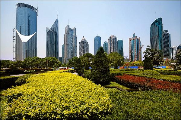 Shanghai by jacekb