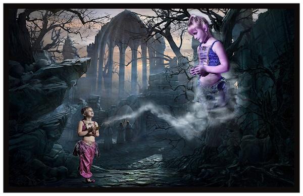 Jasmine and the Genie by BilT