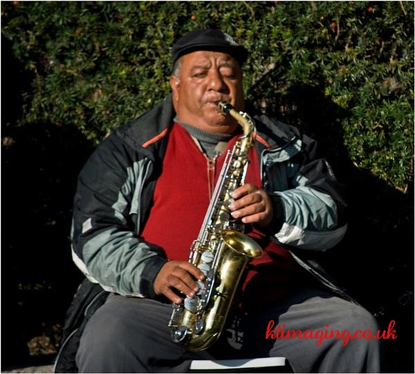 tender sax by koka