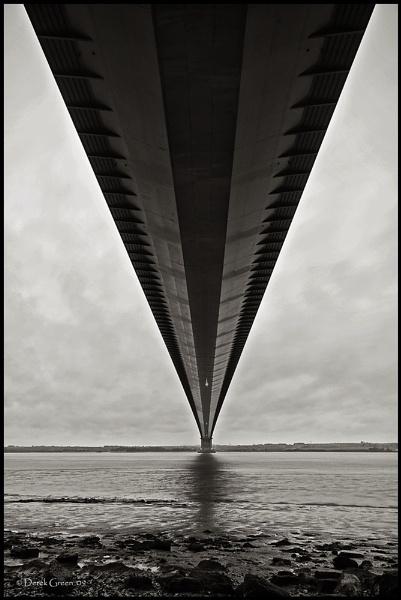 Humber Bridge by OMG