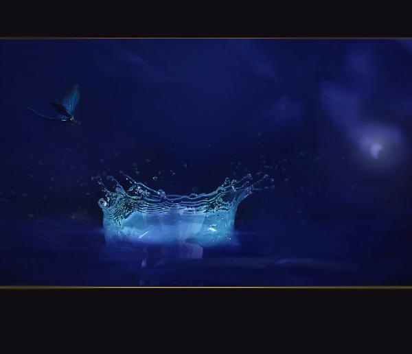 blue... by maratsuikka