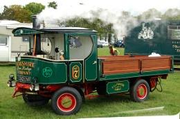 Barnard castle steam fair