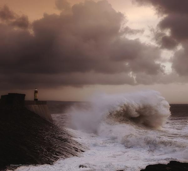 WILD SEA by Imagephotographics