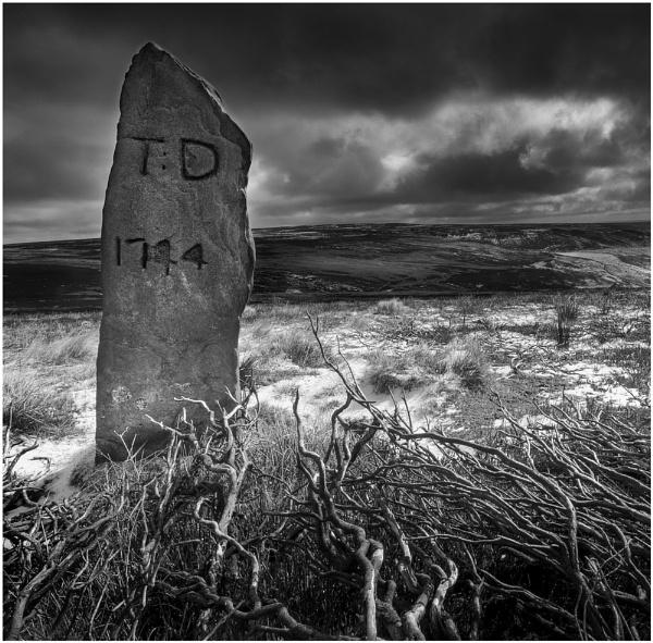 Stone cold!!! by iansnowdon