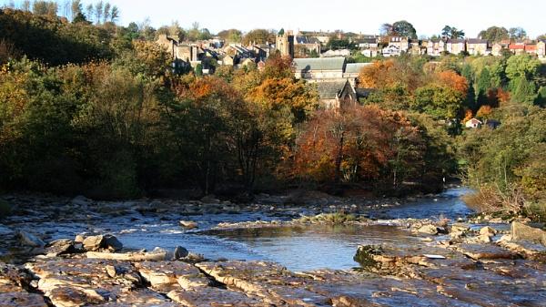 River Swale by GordonLack