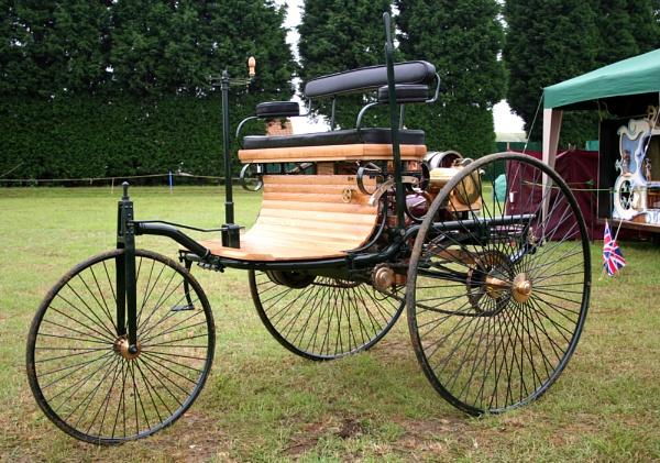 Horseless Carriage by GordonLack