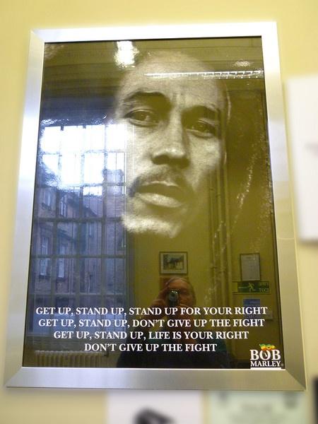 Reflecting on Mr Marley by ChrisBilton