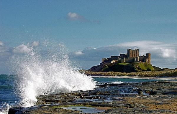 Bamburgh Castle by Paul_H