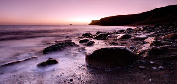 Saltwick Bay by cdm36