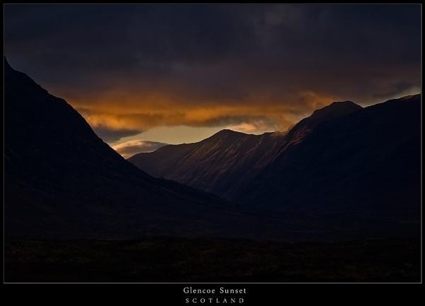 Fading Light-Glencoe (Scotland) by ovi