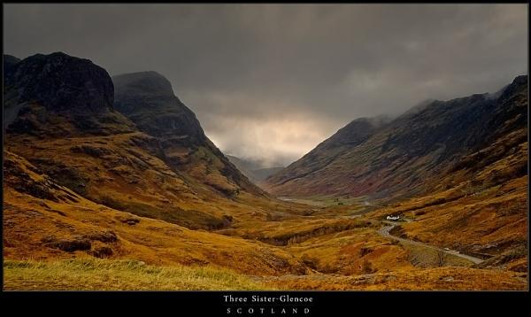 Three Sisters-Glencoe_2 by ovi
