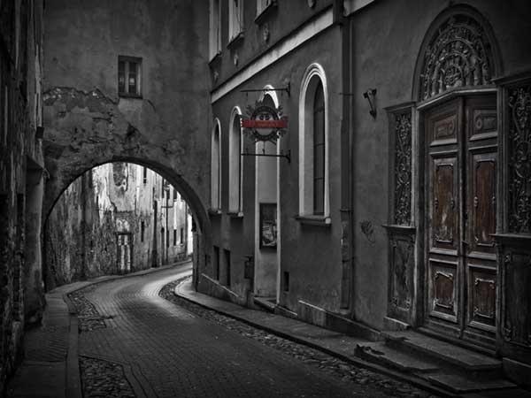 Back street bar by tttfoto